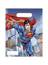 Superman Party Bags (6)