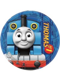 Thomas the Train Plates (8)