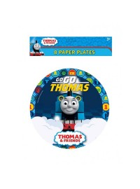Thomas and Friends Plates (8)