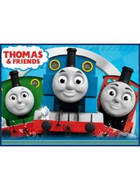 Thomas Meal Box / Bucket Sticker