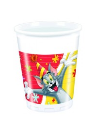 Tom and Jerry Cups (8)