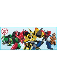 Transformers Oros Bottle Sticker