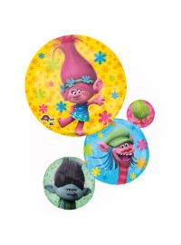 Trolls Supershape Foil Balloon