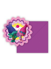 Trolls Invitations (6)