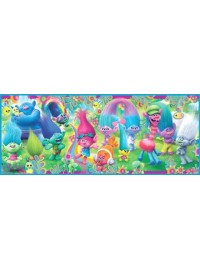 Trolls Oros Bottle Sticker