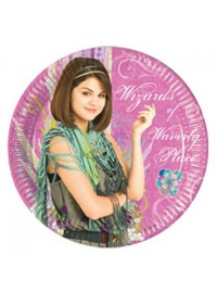 Wizards of Waverley Place Plates
