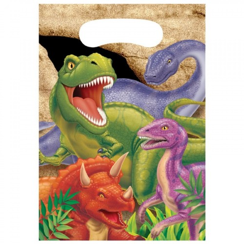 Dino Blast Party Bags (8)