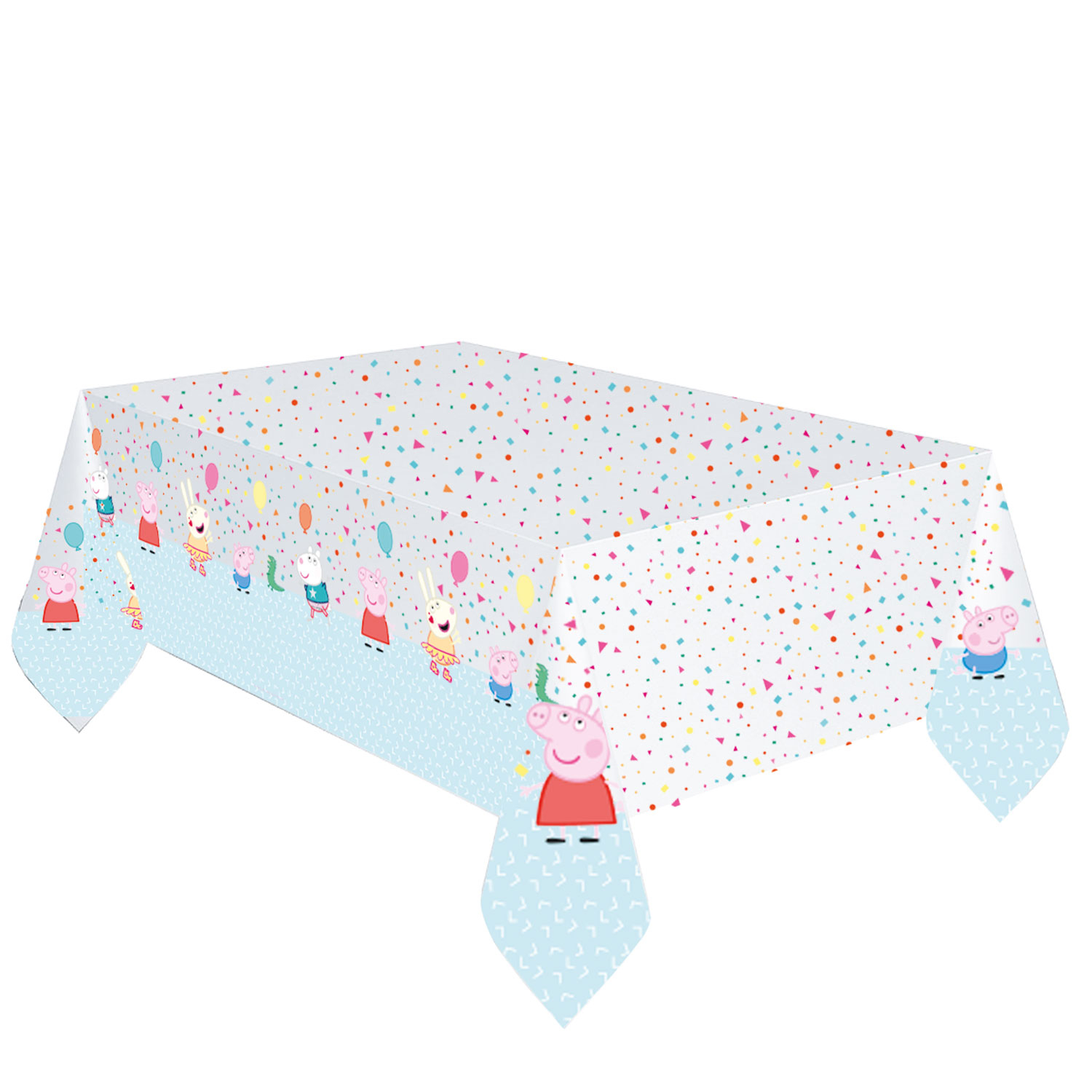 Peppa Pig Confetti Tablecover